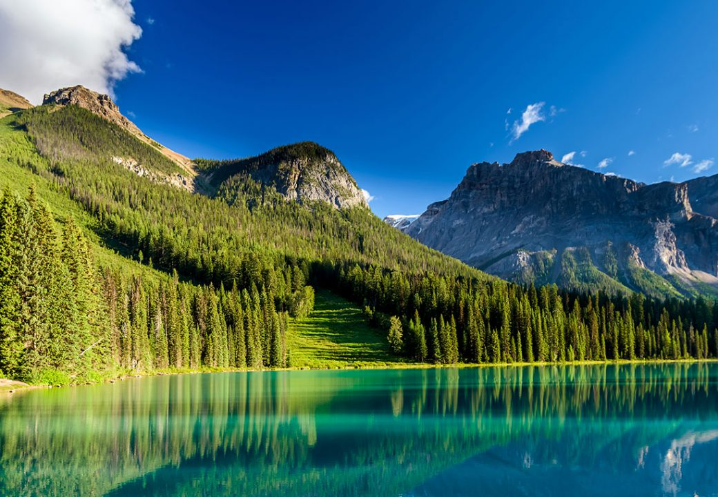 Ontdekking van West Canada
