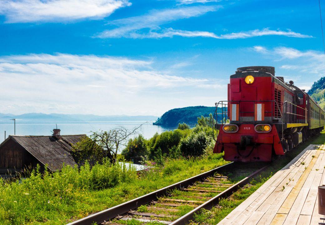 Legendarische treinreis