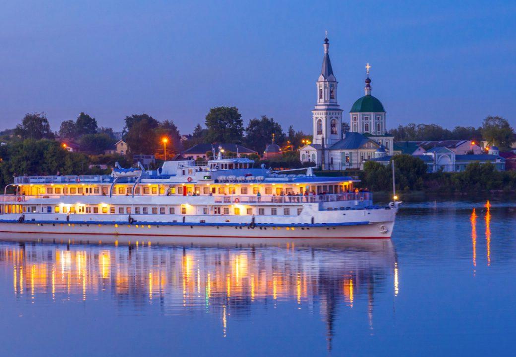 Riviercruise Moskou – Sint Petersburg