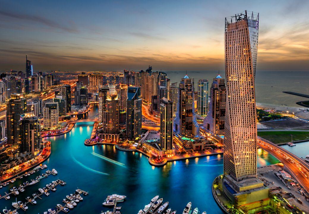 Wereldexpo 2020 in Dubai