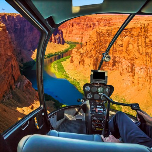 Grand Canyon Helikoptervlucht